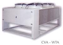 Выносные конденсаторы и воздушно-жидкостные холодильные системы Aermec CSE - CVA - CVR - WTE - WTA
