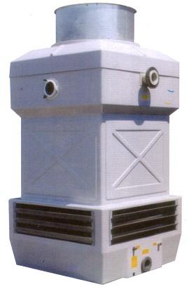 Градирни Aermec TRA для охлаждения воды производительностью от 49,53 до 1084,88 кВт