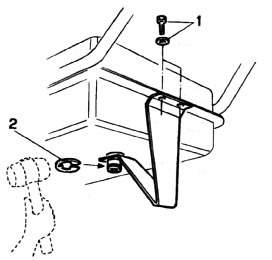 электрическая схема prorab